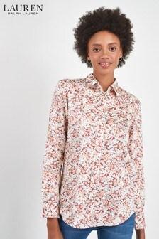 Lauren Ralph Lauren® Floral Jamelko Shirt