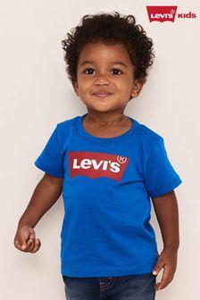 Tričko Levi's® Kids s netopierími rukávmi
