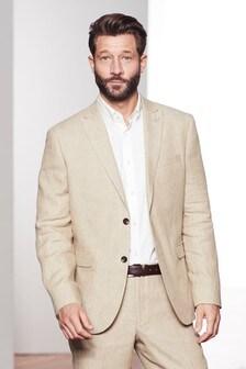 Nova Fides Signature Linen Suit