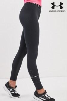 Under Armour Black Favourite Logo Leggings