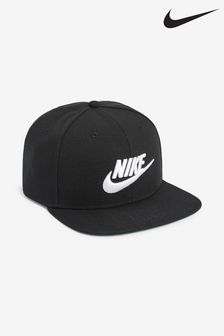 Nike Futura Cap für Erwachsende, Schwarz