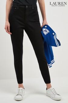 Lauren Ralph Lauren® Stretch-Jeans in Skinny Fit, Schwarz