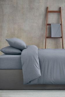 純棉被套及枕頭套套組