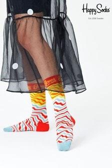 Happy Socks Bowie Ziggy Stardust Socks