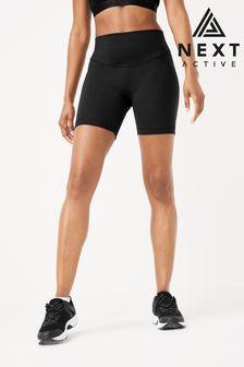 Моделирующие шорты с завышенной талией