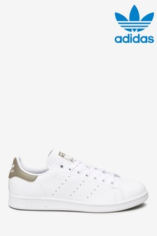 adidas Originals White Stan Smith Trainers