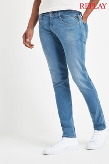 Replay® - Anbass - Jeans slim