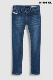 Diesel®兒童Sleenker窄身剪裁牛仔褲