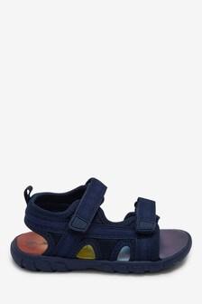 Легкие спортивные сандалии