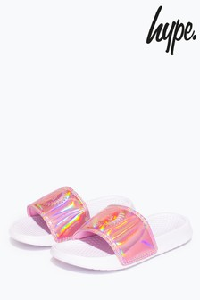Hype. Holographic Sliders