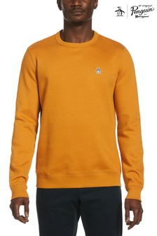 Original Penguin® Yellow Logo Sweatshirt