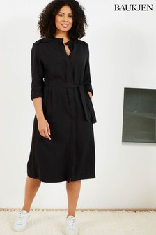 Baukjen Black Emory Dress