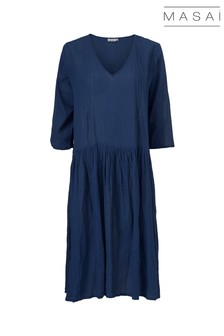 Masai Blue Neoma Dress