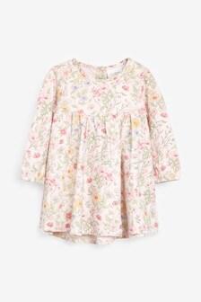 Платье с цветочным принтом (0 мес. - 3 лет)