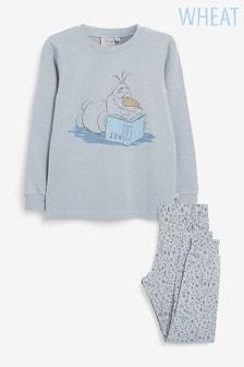 Пижамный комплект с изображением Олафа Wheat (для мальчиков)