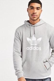 adidas Originals三葉草連帽上衣