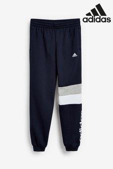 adidas Linear Jogginghose in Blockfarben