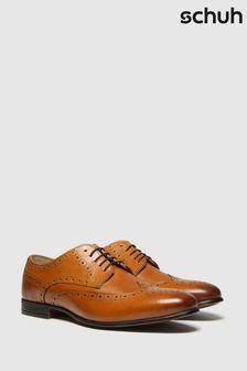 Schuh Tan Rowen Brouge Shoes