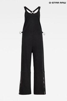 G-star Black Dungaree Jumpsuit (355562) | $104
