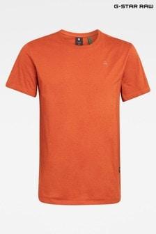G-Star 棕色 Base-S T恤