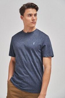 T-Shirt mit Hirschmotiv im Regular-Fit