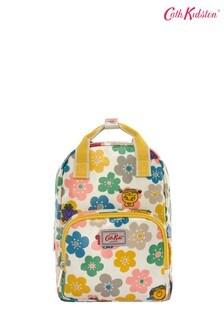 Cath Kidston Cream Flowers Kids Medium Backpack
