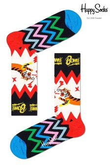 Happy Socks Bowie Electric Tiger ソックス