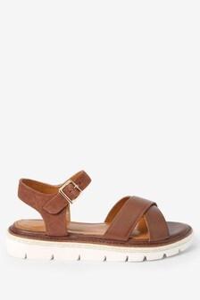 Sandále Forever Comfort® na nízkej platforme