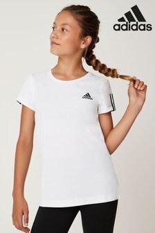 Белая футболкаadidas Equipment