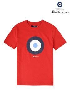 """Ben Sherman T-Shirt """"Target"""""""