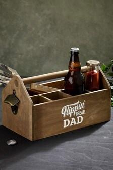 Flippin' Great Dad BBQ Caddy