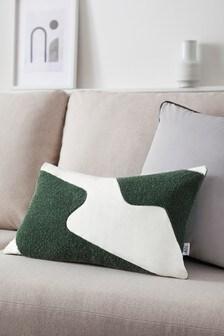 Marie Adeline at Next Green Zaz Cushion