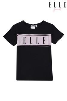 Elle Junior T-Shirt mit invertiertem Print