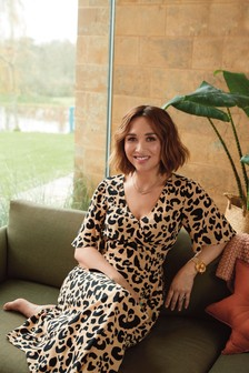 Myleene Klass Wrap Dress