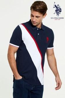 U.S. Polo Assn. Cross Body Player Poloshirt