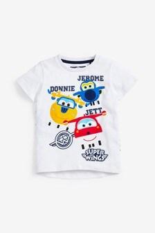 Super Wings T-Shirt (9mths-8yrs)