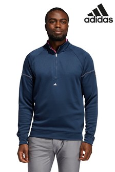 adidas Golf Equipment1/4 ジップ トップ