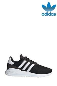 Черные кроссовки для подростков adidas Originals LA
