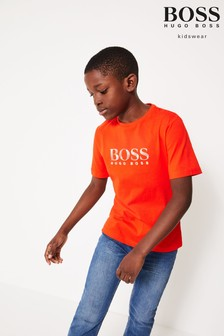 BOSS Red Logo T-Shirt