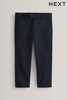 Pantalon slim habillé (3-16 ans)