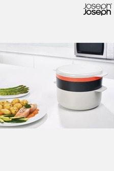 Set of 4 Joseph Joseph M-Cuisine Stack Microwave Cooking Set