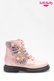 Lelli Kelly Pink Fairy Boots