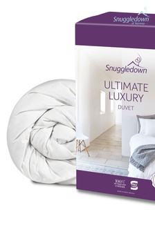 Snuggledown Ultimate Luxury 10.5 Tog Duvet
