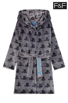 F&F Grey 34 Ob Playstation™ Robe