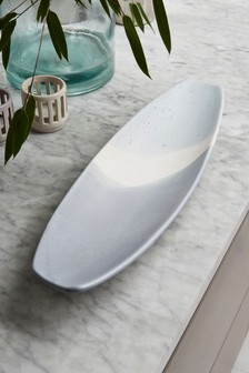 Tieňovaný ozdobný tanier