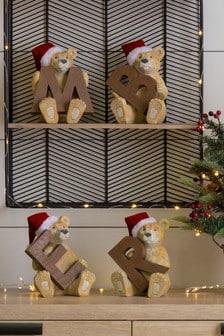 Alphabet Bear Decoration (363038)   $20