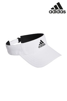 adidas Golf White Tour Visor
