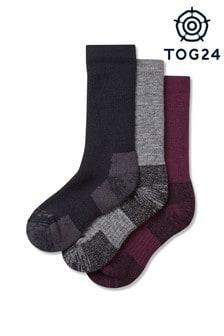 Tog 24 Rigton Merino Socks Three Pack