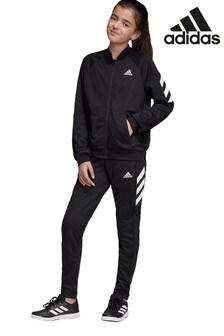 Черный спортивный костюм adidas XFG