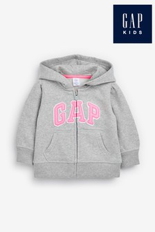 Gap Toddler Girls Grey Hoody